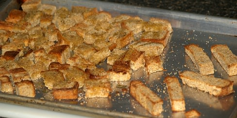 Toasted Croutons
