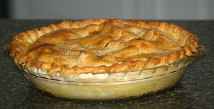 Green Tomato Pie Recipe