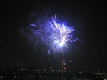 fireworks for new years