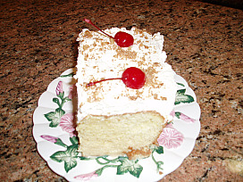 The Best Tres Leche Cake Recipe