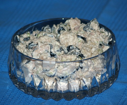 How to Make Tuna Salad Recipe