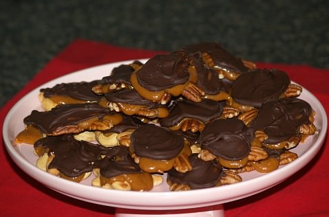 Turtle Candy Recipe