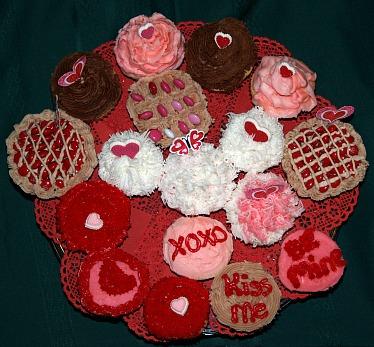 How to Make a Valentine Cupcake Recipe