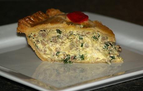 Italian Sausage Pie Recipe