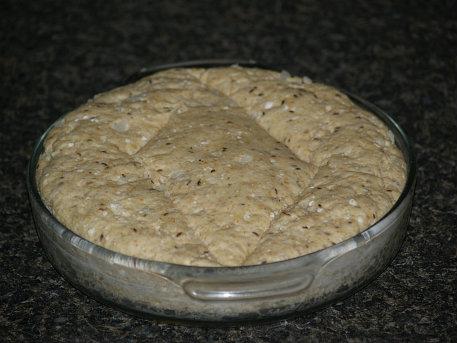 Ready to Bake Onion Dill Bread