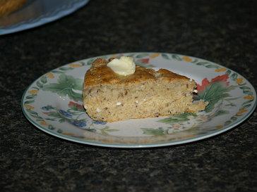 A Slice of Onion Dill Bread