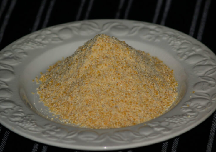 What is Cornmeal