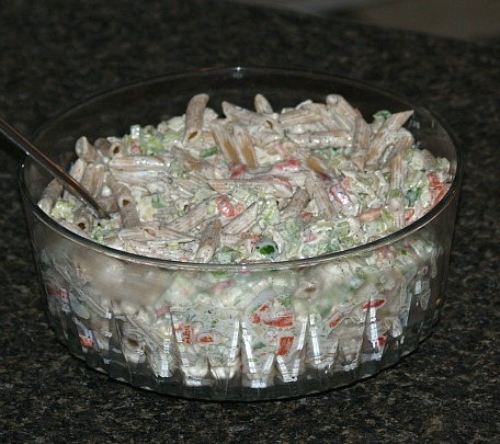 Dilly Macaroni Salad Recipe