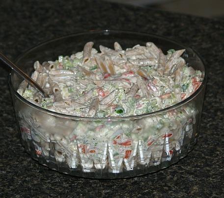 Dilly Macaroni Salad Recipe
