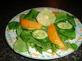 Watercress Salad with Citrus