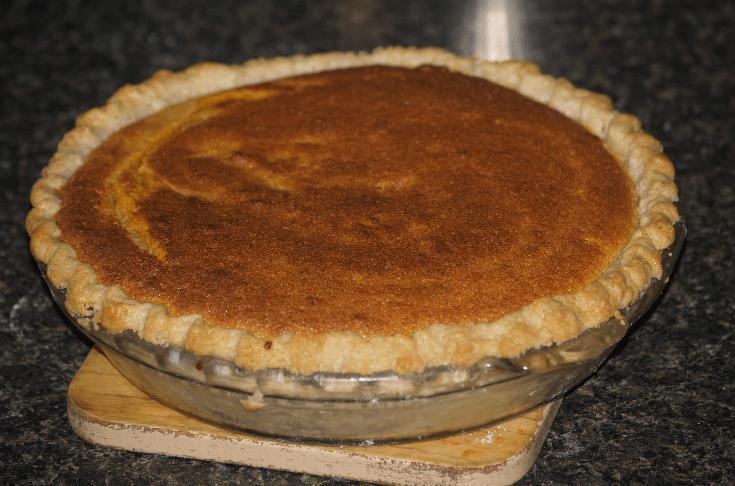 Whole Whiskey Pumpkin Pie Recipe
