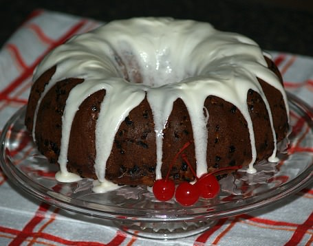 Old Fashioned Currant Cake Recipe