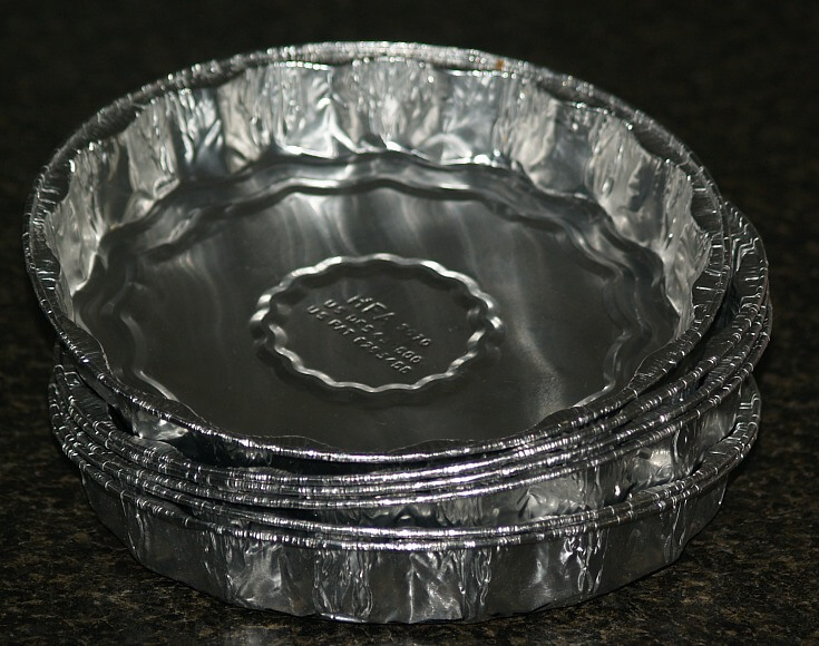 Disposable 8 Inch Baking Pans