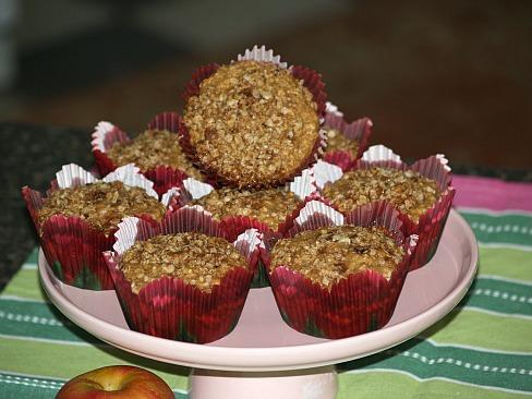 Applesauce Muffin Recipe