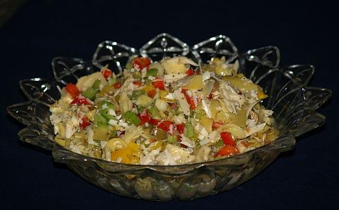 How to Make an Artichoke Salad Recipe