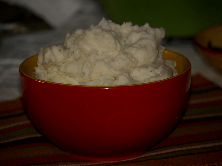 Basic Creamy Mashed Potatoes Recipe
