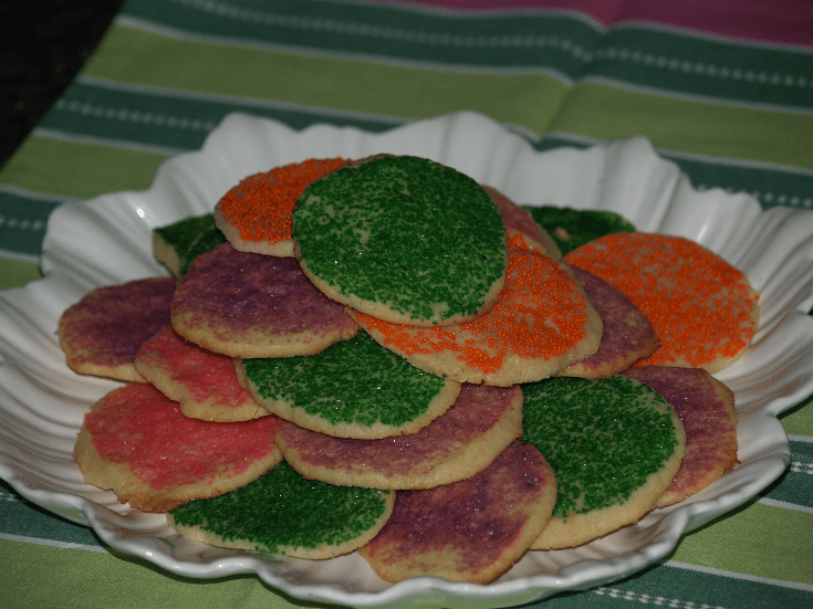 Basic Slice Cookies