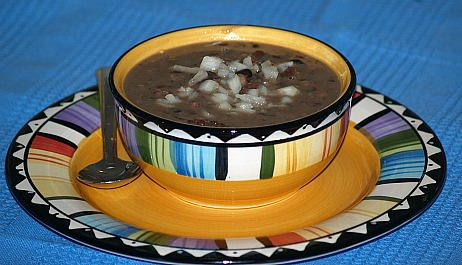 Mixed Bean and Ham Soup Recipe