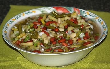 How to Make Bean Salad Recipes