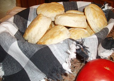Biscuit Recipe made from Biscuit Mix