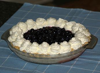 How to Make a Blueberry Pie Recipe