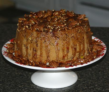 how to make a kentucky derby bourbon cake