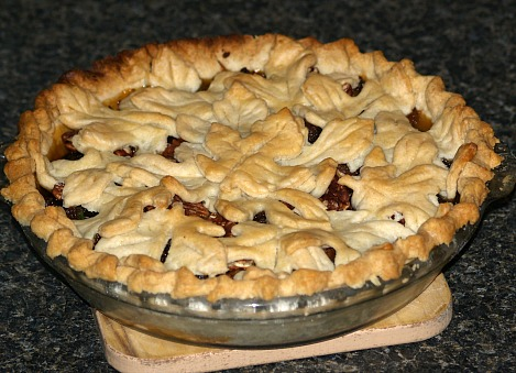How to Make Recipes for Mincemeat like this Brandy Mincemeat Pie