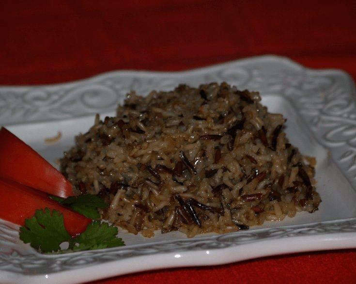 Browned Rice Recipe