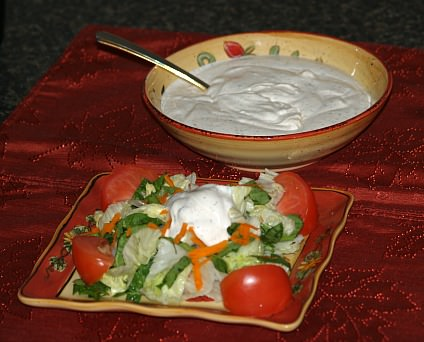 How to Make Buttermilk Ranch Salad Dressing Recipe