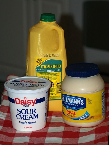 How to Make Ranch Salad Dressing Recipe