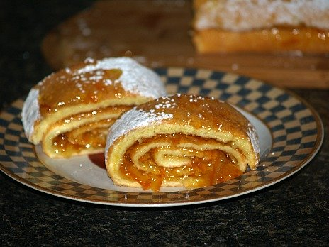 how to make cake roll recipes