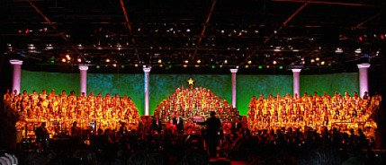 candlelight performance at epcot