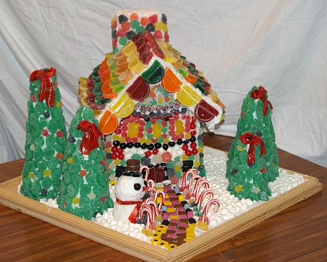 how to make Christmas candy ideas