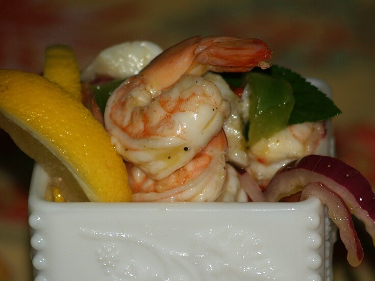 Ceviche for Two