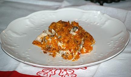 Chicken Corn Casserole