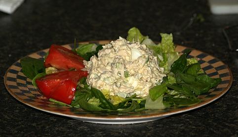How to Make Chicken Salad Recipe
