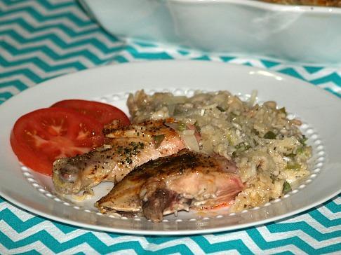 Chicken Supreme Casserole Recipe