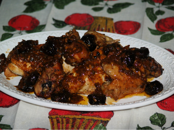 Chicken with Fruit Recipes: Figs