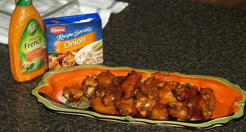 Chinese Chicken Wing Recipe