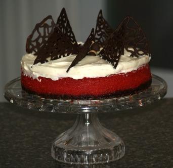 red velvet christmas cheesecake recipe