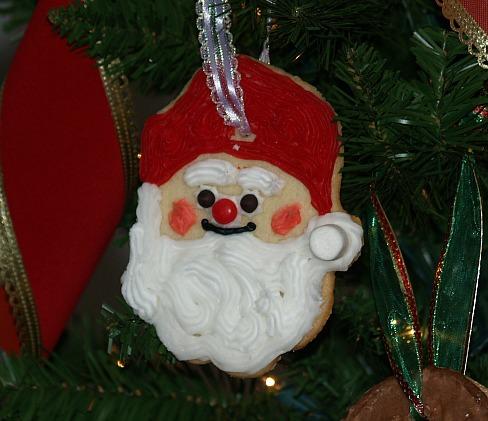 Christmas Ornamental Cookie Recipe