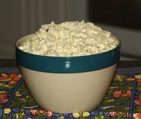 Church Supper Potato Salad Recipe