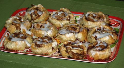 Cinnamon Swirl Scone Recipe