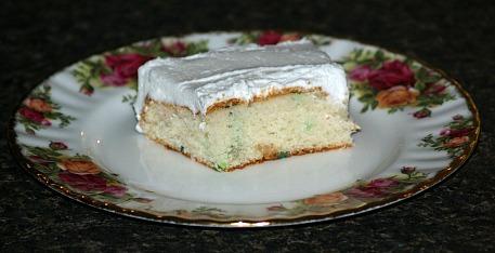 A Piece of Confetti Cake