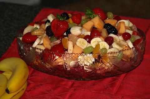 How to Make Fruit Salad Recipe