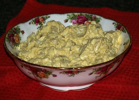 How to Make a Deviled Potato Salad Recipe