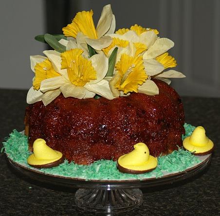 Easy Raspberry lemon Cake Recipe as a Centerpiece