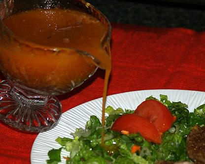 Easy French Dressing Recipe