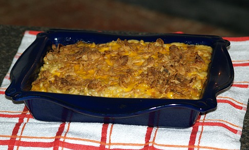 Easy Macaroni and Cheese Recipe