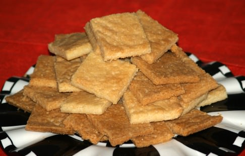 Easy Panned Shortbread Recipe